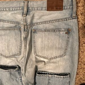 Madewell Perfect Summer Jean Fitzgerald Size 28